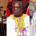 Legendary highlife musician Nana Ampadu passes on at age 76